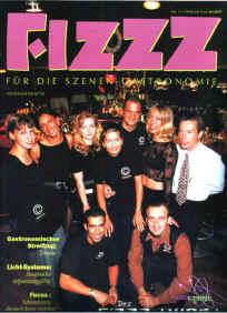 FIZZZ Titelblatt